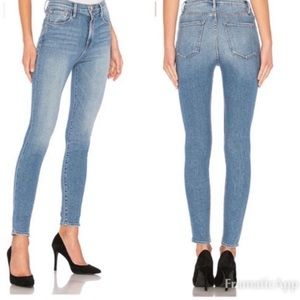Frame Denim Ali High Rise Skinny Size 27
